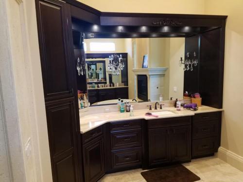Project 2 Brown Bathroom - 1