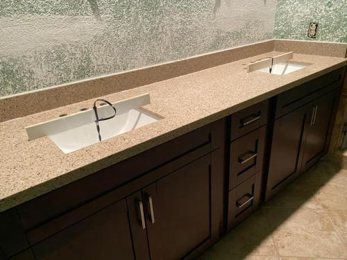 Project 3 browm bathroom - 1